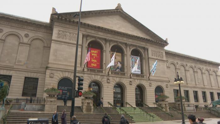 The Art Institute of Chicago, December 2018 (Chicago Tonight)