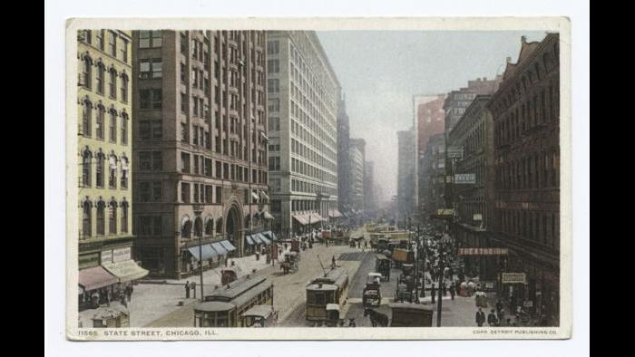 State Street, 1907 (New York Public Library)