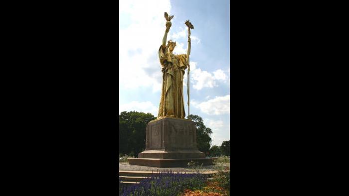 Statue of the Republic, 1918 | Daniel Chester French | Jackson Park