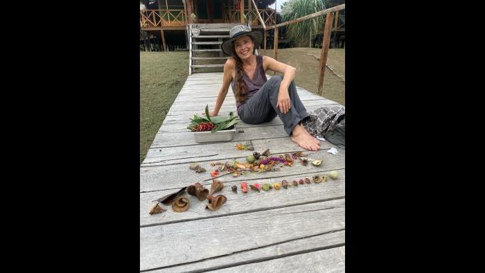 Sharon Bladhom's 2020 expedition to Peru. (Courtesy of Sharon Bladhom)