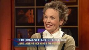 Grammy-Nominated Laurie Anderson