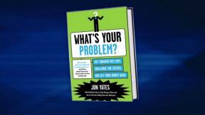 Jon Yates: Problem Solver
