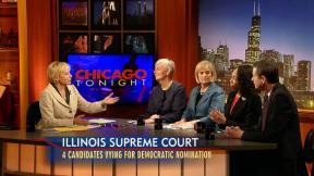 Web Extra: Illinois Supreme Court Candidate Forum