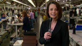 Manufacturing Job Gains