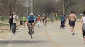 Lakefront Bike Path Safety