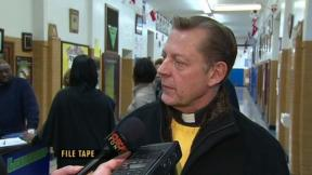 Father Pfleger Suspended
