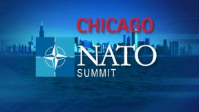 Hints of Impending NATO Summit Emerge Downtown