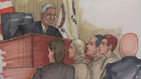 'NATO 3' Terror Suspects in Court
