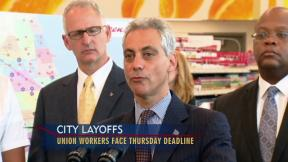 Mayor Emanuel and Labor Unions