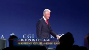 Bill Clinton's Global Initiative