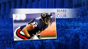 Bears Alumni Club with Hunter Hillenmeyer