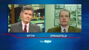 Latest on Springfield Veto Session