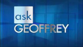 October 01, 2012 - Ask Geoffrey: 10/1
