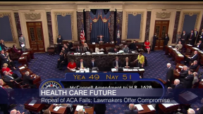 Future of Health Care After Failure to Repeal, Replace