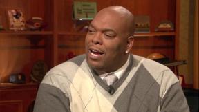 "January 07, 2013 - Web Extra: ""Big Cat"" on Super Bowl Picks"