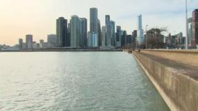 January 28, 2013 - Impact of Lake Levels on Chicago River