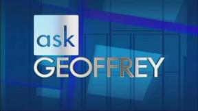 April 01, 2013 - Ask Geoffrey