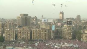 July 2, 2013 - Protesters Demand Removal of Egypt President