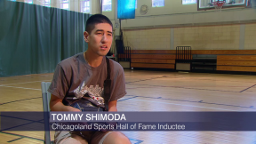 Chicago Sports Hall of Fame Inducts Special Olympics Athlete