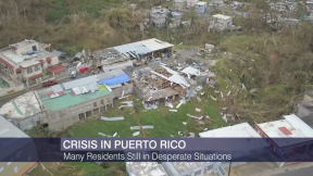 Hundreds Flee Puerto Rico to Join Family in Chicago