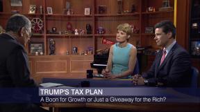 Republicans and Democrats at Odds Over Trump Tax Plan