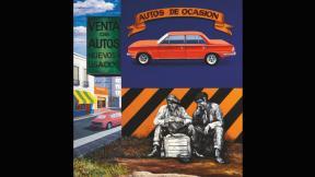 Antonio Berni, Mediodía (Noontime), 1976. Acrylic and collage on canvas, 78.22 x 78.34 inches (198.7 cm x 199 cm). Collection of the Blanton Museum of Art, the University of Texas at Austin. Barbara Duncan Fund, 1977.97. © José Antonio Berni.