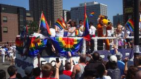 Chicago Pride Parade in 2011 (Keith Hinkle / Flickr)
