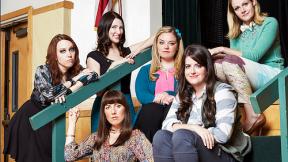 "TV Land's upcoming series ""Teachers"" debuts in January (Photo c/o the Katydids)"