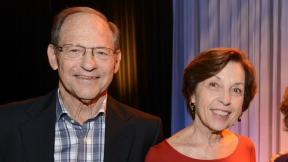 Marvin Goldsmith and Adele Goldsmith. (WTTW News)