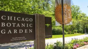 The Chicago Botanic Garden is welcoming visitors back starting June 24. (Chicago Botanic Garden)