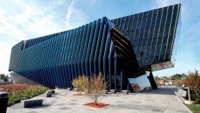 Northeastern Illnois University's El Centro campus in Avondale (World Architects / Facebook)