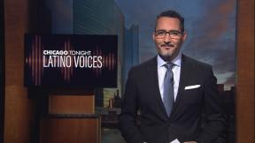 Univisión's Alex Hernández hosts Chicago Tonight: Latino Voices. (WTTW News)