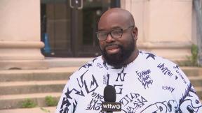Pastor Donovan Price (WTTW News)