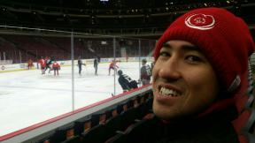 Tommy Shimoda (Courtesy of Special Olympics Chicago)