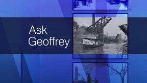 May 20, 2015 - Ask Geoffrey: 5/20
