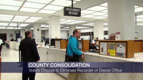 Cook County Voters Choose to Merge Clerk, Recorder of Deeds