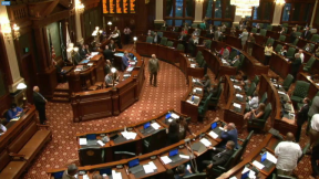 July 9, 2015 - IL House Members Approve Emergency Budget