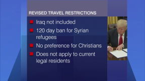Local Groups React to Revised Travel Ban