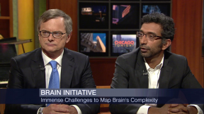 September 30, 2015 - New Brain Initiative Aims to Map Brain