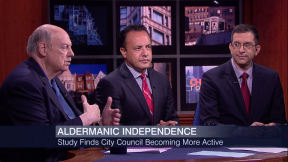 UIC Study: City Council Becoming Less of a 'Rubber Stamp'
