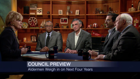 April 29, 2015 - The New City Council