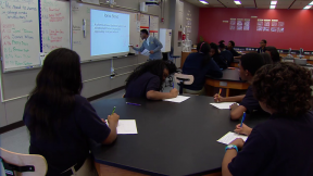 February 26, 2015 - Teach For America Lower on Recruits