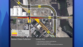 August 12, 2015 - One of Chicago's Worst Intersections