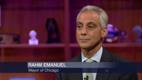 Mayor Emanuel on CPS Uncertainty, CPD Challenges