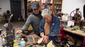 Shoe Repair Dynasty: A Dozen Cobblers Across 3 Generations