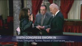 Illinois Delegation Split on Repeal of Obamacare