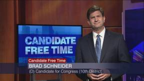 Candidate Free Time (2016 Election): Schneider
