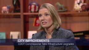Chicago Transportation Head Talks Infrastructure Upgrades