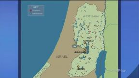 Israel, the Palestinians and the 2-State Solution