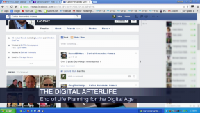 May 27, 2015- Your Digital Afterlife